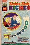 Cover for Richie Rich Riches (Harvey, 1972 series) #19