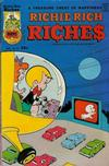 Cover for Richie Rich Riches (Harvey, 1972 series) #23