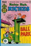 Cover for Richie Rich Riches (Harvey, 1972 series) #32