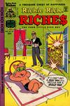 Cover for Richie Rich Riches (Harvey, 1972 series) #33