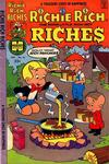 Cover for Richie Rich Riches (Harvey, 1972 series) #34
