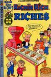 Cover for Richie Rich Riches (Harvey, 1972 series) #35