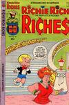 Cover for Richie Rich Riches (Harvey, 1972 series) #37