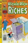 Cover for Richie Rich Riches (Harvey, 1972 series) #39
