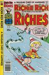 Cover for Richie Rich Riches (Harvey, 1972 series) #40