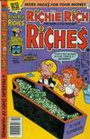 Cover for Richie Rich Riches (Harvey, 1972 series) #42