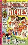 Cover for Richie Rich Riches (Harvey, 1972 series) #43