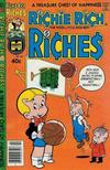 Cover for Richie Rich Riches (Harvey, 1972 series) #46