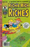 Cover for Richie Rich Riches (Harvey, 1972 series) #47