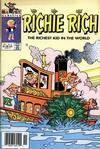 Cover for Richie Rich (Harvey, 1991 series) #5 [Newsstand]