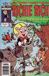 Cover for Richie Rich (Harvey, 1991 series) #7 [Newsstand]