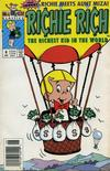 Cover for Richie Rich (Harvey, 1991 series) #8