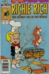 Cover for Richie Rich (Harvey, 1991 series) #9 [Newsstand]
