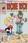 Cover for Richie Rich (Harvey, 1991 series) #12 [Newsstand]