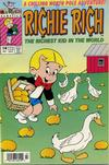 Cover for Richie Rich (Harvey, 1991 series) #14 [Newsstand]