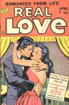 Cover for Real Love (Ace Magazines, 1949 series) #25