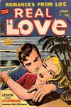 Cover for Real Love (Ace Magazines, 1949 series) #26