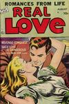Cover for Real Love (Ace Magazines, 1949 series) #27