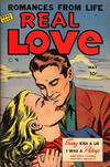 Cover for Real Love (Ace Magazines, 1949 series) #37