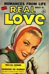 Cover for Real Love (Ace Magazines, 1949 series) #45