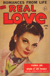 Cover for Real Love (Ace Magazines, 1949 series) #46