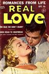 Cover for Real Love (Ace Magazines, 1949 series) #50
