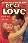 Cover for Real Love (Ace Magazines, 1949 series) #58