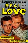 Cover for Real Love (Ace Magazines, 1949 series) #59