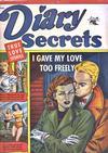 Cover for Diary Secrets (St. John, 1952 series) #11