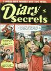 Cover for Diary Secrets (St. John, 1952 series) #14