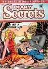 Cover for Diary Secrets (St. John, 1952 series) #16