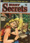 Cover for Diary Secrets (St. John, 1952 series) #20