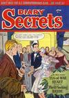Cover for Diary Secrets (St. John, 1952 series) #23