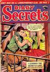 Cover for Diary Secrets (St. John, 1952 series) #25