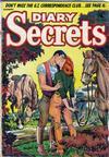 Cover for Diary Secrets (St. John, 1952 series) #26