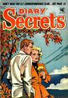 Cover for Diary Secrets (St. John, 1952 series) #27