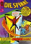 Cover for Die Spinne (BSV - Williams, 1974 series) #3
