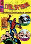 Cover for Die Spinne (BSV - Williams, 1974 series) #8