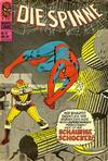 Cover for Die Spinne (BSV - Williams, 1974 series) #47