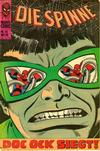 Cover for Die Spinne (BSV - Williams, 1974 series) #56