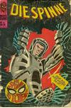 Cover for Die Spinne (BSV - Williams, 1974 series) #59