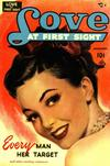 Cover for Love at First Sight (Ace Magazines, 1949 series) #7