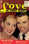 Cover for Love at First Sight (Ace Magazines, 1949 series) #40