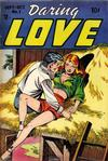 Cover for Daring Love (Stanley Morse, 1953 series) #1