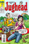 Cover for Archie's Pal Jughead Comics (Archie, 1993 series) #165