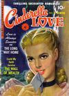Cover for Cinderella Love (Ziff-Davis, 1950 series) #5