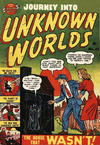 Cover for Journey into Unknown Worlds (Bell Features, 1950 series) #41