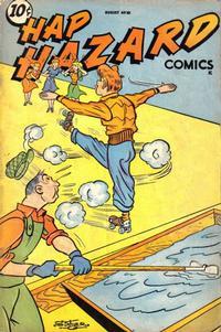 Cover Thumbnail for Hap Hazard Comics (Ace Magazines, 1944 series) #10