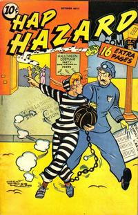 Cover Thumbnail for Hap Hazard Comics (Ace Magazines, 1944 series) #11