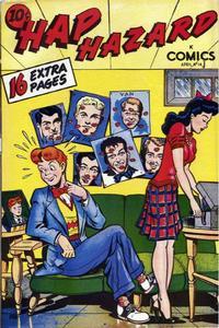 Cover Thumbnail for Hap Hazard Comics (Ace Magazines, 1944 series) #14